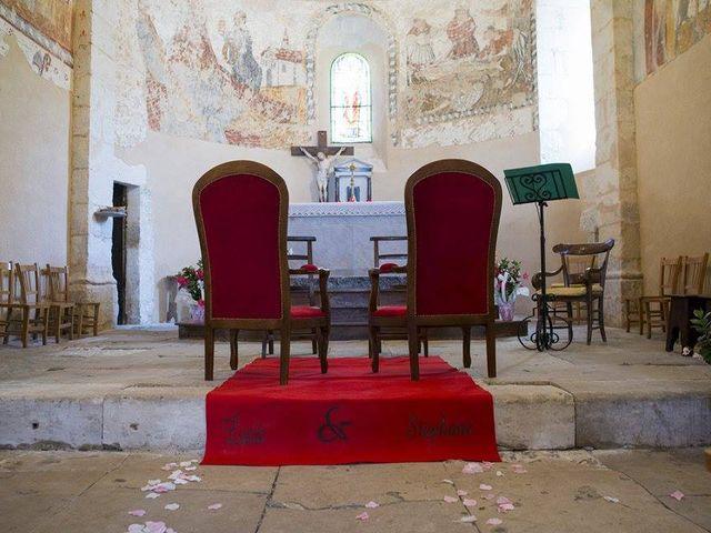 Le mariage de Lucie et Stéphane à Mensignac, Dordogne 3