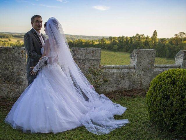 Le mariage de Lucie et Stéphane à Mensignac, Dordogne 1