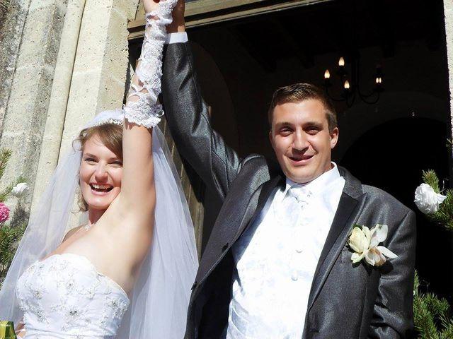 Le mariage de Lucie et Stéphane à Mensignac, Dordogne 4