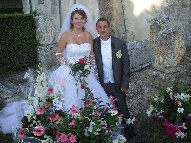 Le mariage de Lucie et Stéphane à Mensignac, Dordogne 5