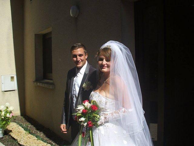 Le mariage de Lucie et Stéphane à Mensignac, Dordogne 6