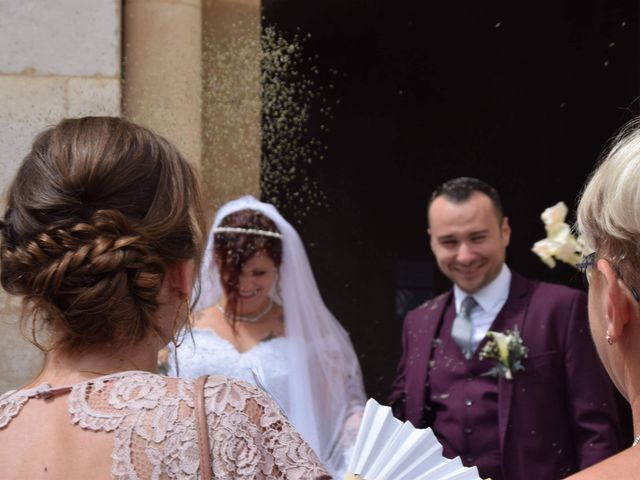 Le mariage de Noémie  et Loris à Ceyras, Hérault 1