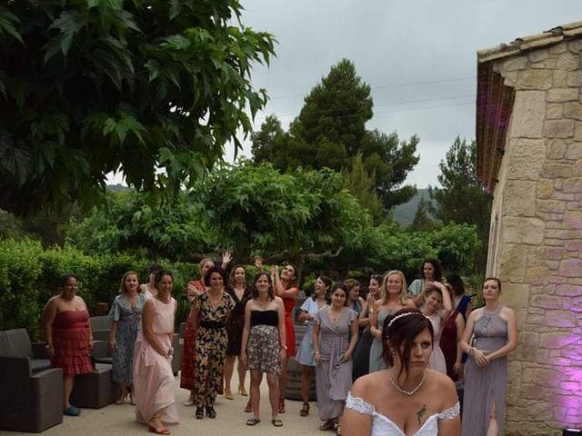Le mariage de Noémie  et Loris à Ceyras, Hérault 13