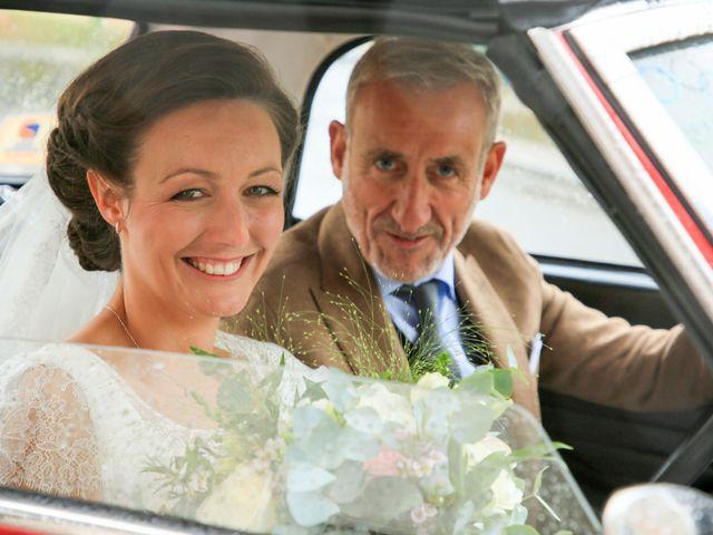 Le mariage de Florian et Marion à Remiremont, Vosges 18