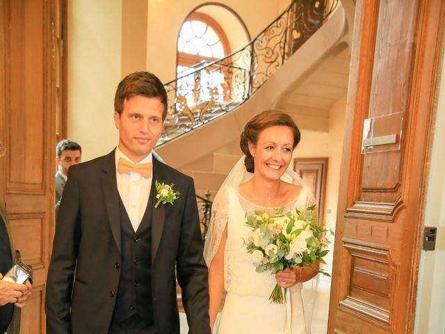 Le mariage de Florian et Marion à Remiremont, Vosges 19