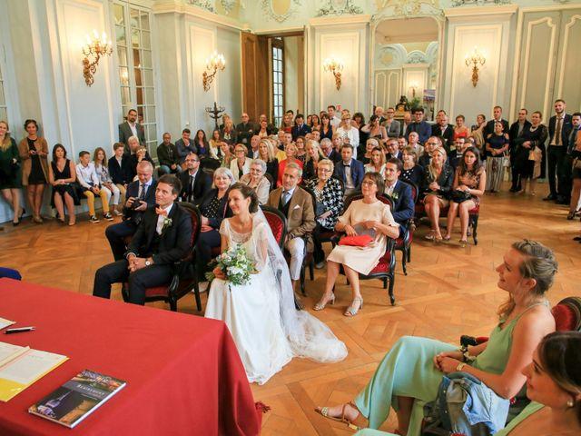 Le mariage de Florian et Marion à Remiremont, Vosges 21