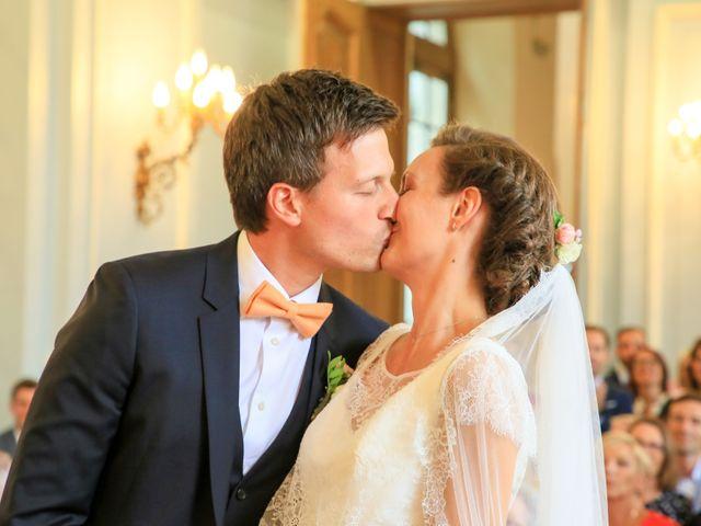 Le mariage de Florian et Marion à Remiremont, Vosges 23