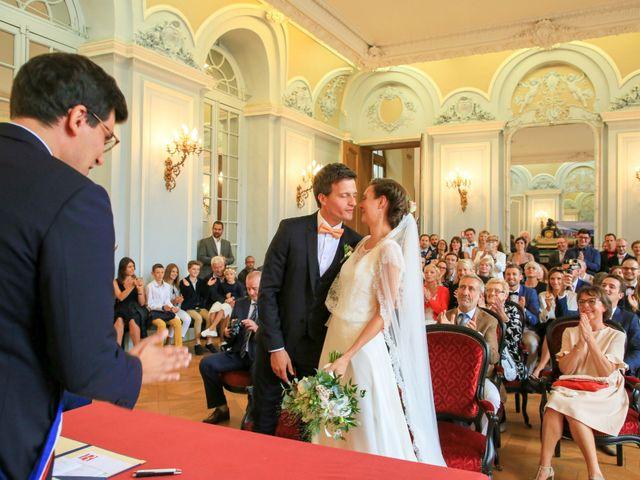 Le mariage de Florian et Marion à Remiremont, Vosges 24