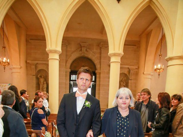 Le mariage de Florian et Marion à Remiremont, Vosges 29