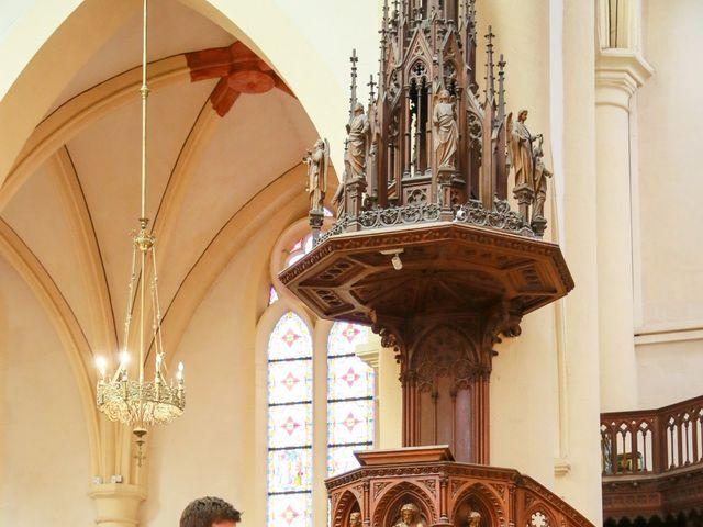 Le mariage de Florian et Marion à Remiremont, Vosges 32