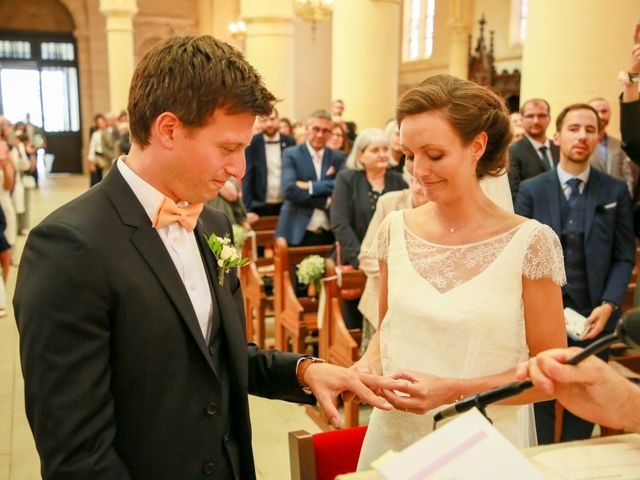 Le mariage de Florian et Marion à Remiremont, Vosges 39