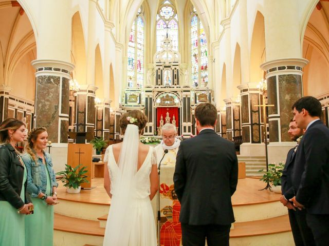 Le mariage de Florian et Marion à Remiremont, Vosges 41