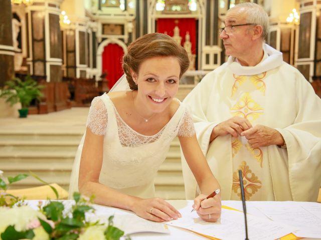 Le mariage de Florian et Marion à Remiremont, Vosges 42