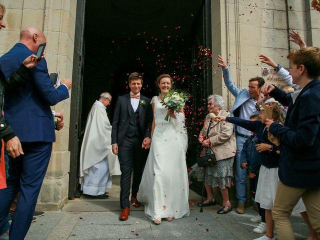 Le mariage de Florian et Marion à Remiremont, Vosges 45