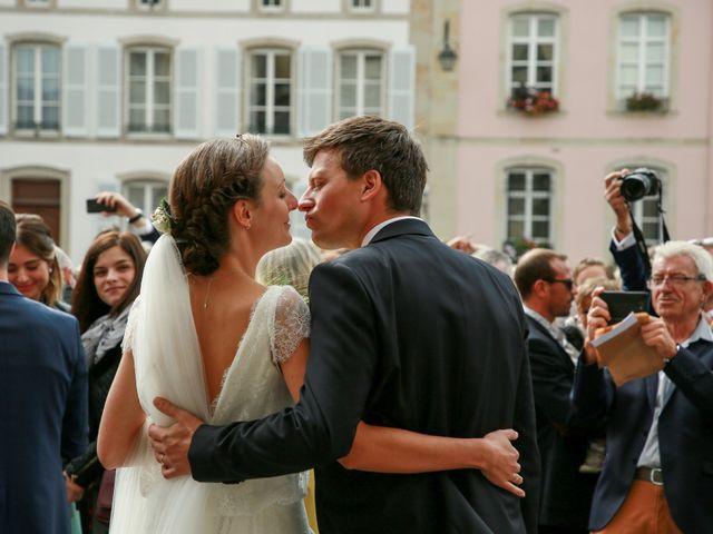 Le mariage de Florian et Marion à Remiremont, Vosges 47
