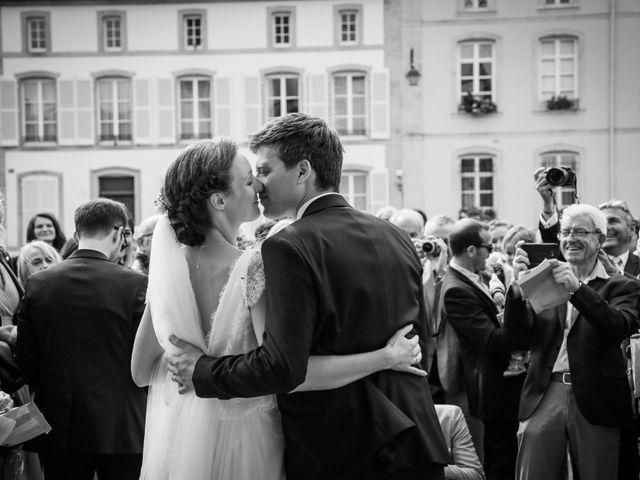 Le mariage de Florian et Marion à Remiremont, Vosges 48