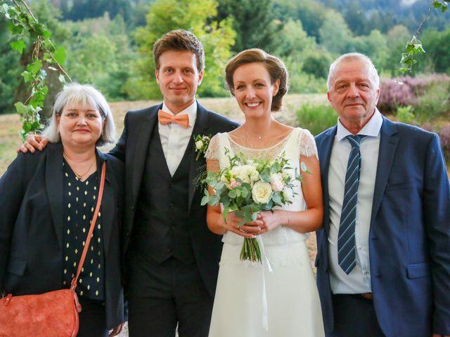 Le mariage de Florian et Marion à Remiremont, Vosges 49