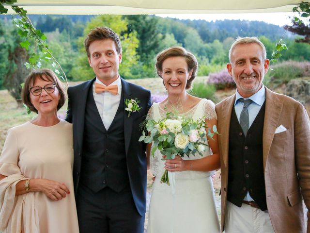 Le mariage de Florian et Marion à Remiremont, Vosges 50