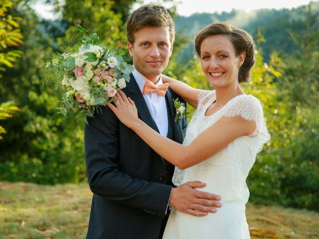 Le mariage de Florian et Marion à Remiremont, Vosges 51