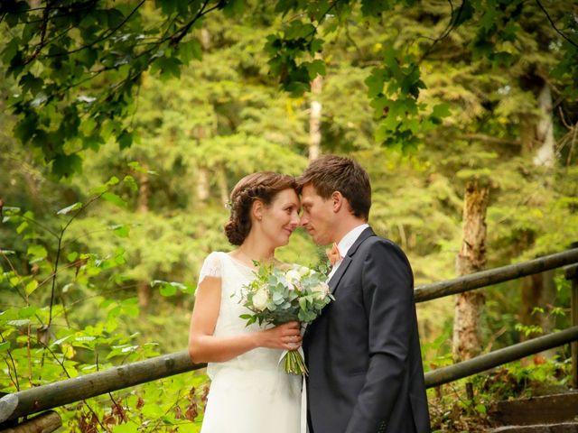 Le mariage de Florian et Marion à Remiremont, Vosges 53