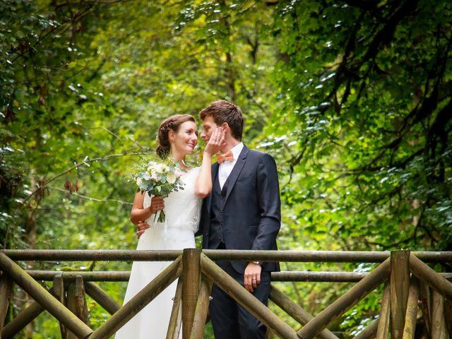 Le mariage de Florian et Marion à Remiremont, Vosges 55