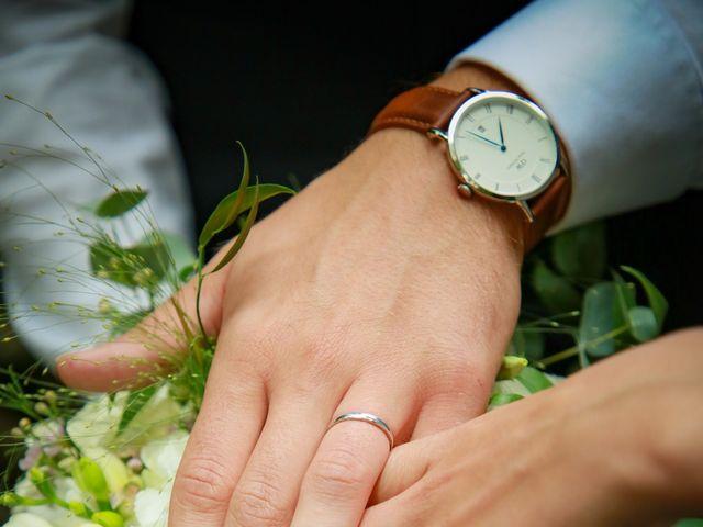 Le mariage de Florian et Marion à Remiremont, Vosges 56