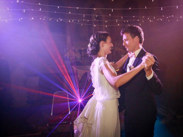 Le mariage de Florian et Marion à Remiremont, Vosges 61