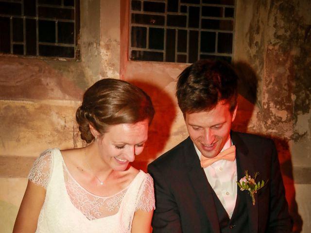 Le mariage de Florian et Marion à Remiremont, Vosges 66