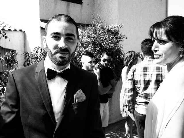 Le mariage de Alex et Asma à Roquebrune-sur Argens, Var 4