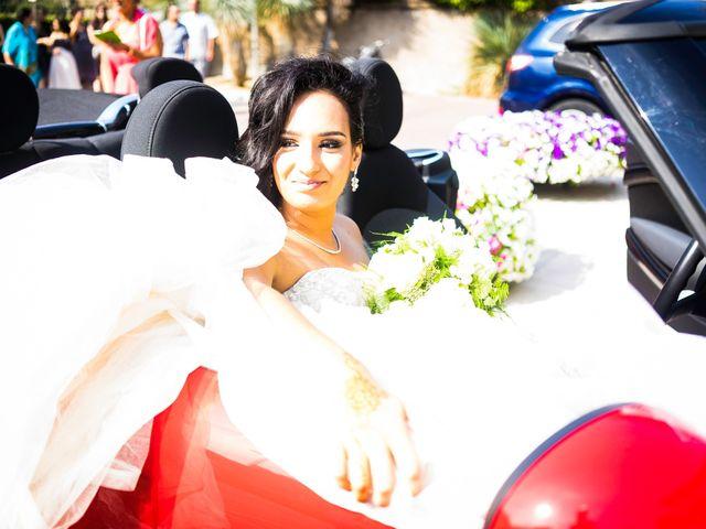 Le mariage de Alex et Asma à Roquebrune-sur Argens, Var 6