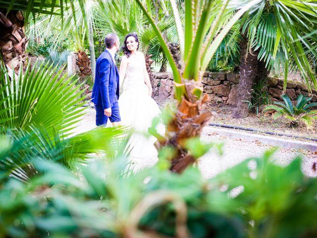 Le mariage de Alex et Asma à Roquebrune-sur Argens, Var 14