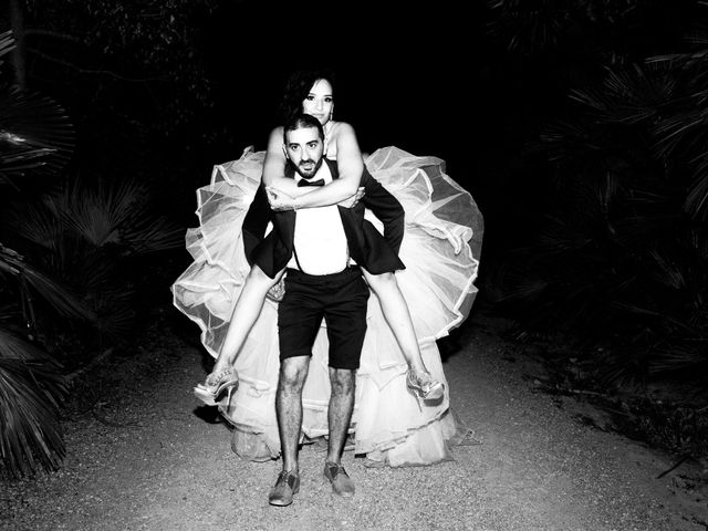 Le mariage de Alex et Asma à Roquebrune-sur Argens, Var 16