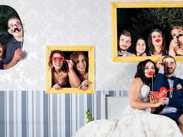 Le mariage de Alex et Asma à Roquebrune-sur Argens, Var 18