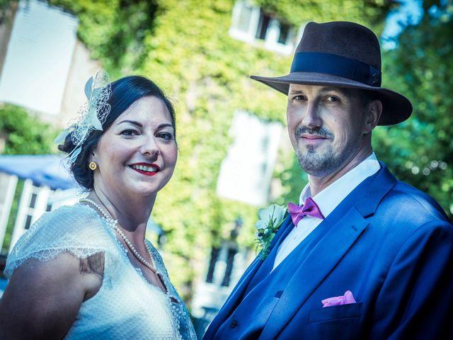 Le mariage de Marie-Isabelle et Christophe