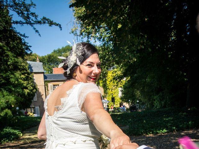 Le mariage de Christophe et Marie-Isabelle à Scy-Chazelles, Moselle 16
