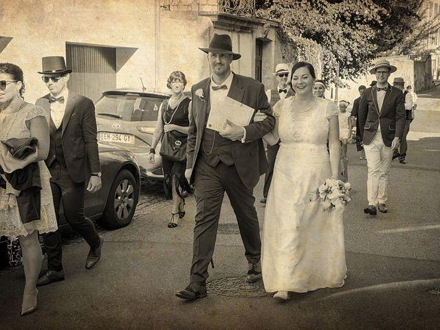 Le mariage de Christophe et Marie-Isabelle à Scy-Chazelles, Moselle 24