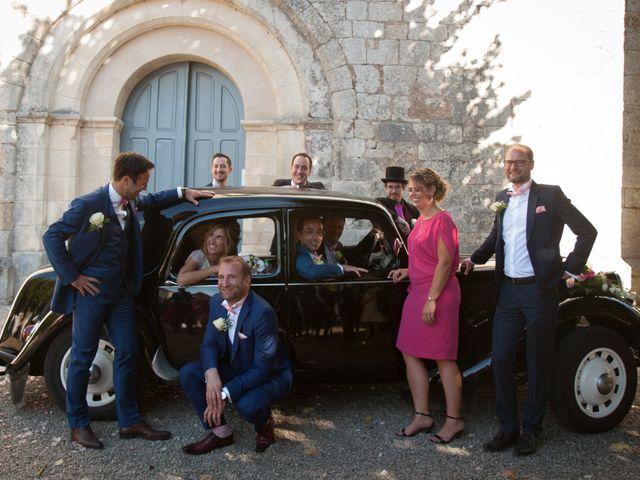 Le mariage de Jean-Pierre et Amélie à La Rochelle, Charente Maritime 29