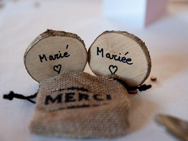 Le mariage de Jean-Pierre et Amélie à La Rochelle, Charente Maritime 35