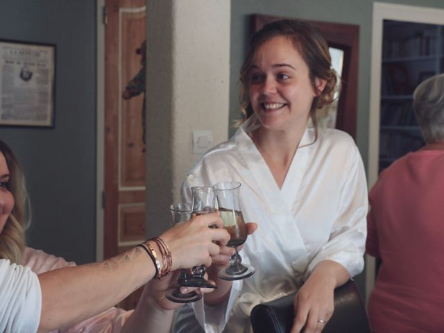 Le mariage de Foucauld et Hélène à Cussay, Indre-et-Loire 21