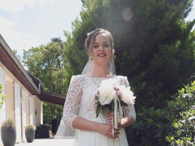 Le mariage de Foucauld et Hélène à Cussay, Indre-et-Loire 44