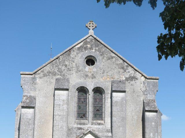Le mariage de Foucauld et Hélène à Cussay, Indre-et-Loire 47