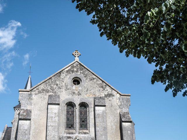 Le mariage de Foucauld et Hélène à Cussay, Indre-et-Loire 49