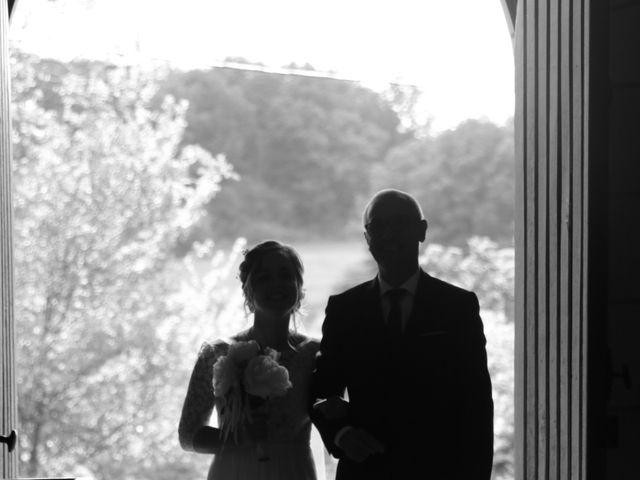 Le mariage de Foucauld et Hélène à Cussay, Indre-et-Loire 54