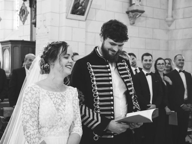Le mariage de Hélène et Foucauld