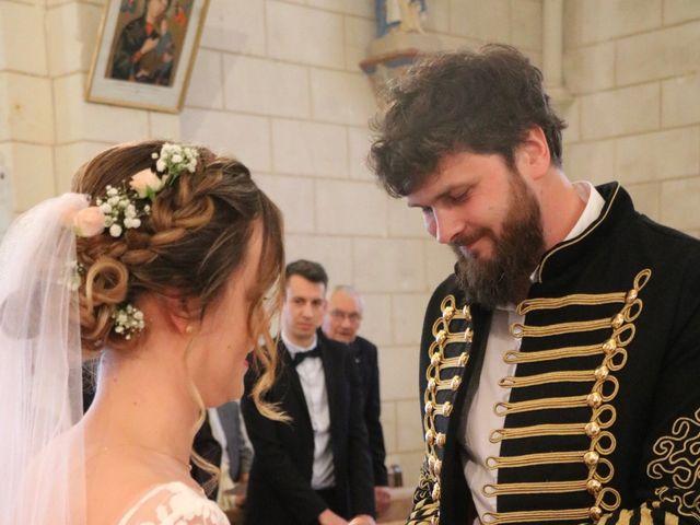 Le mariage de Foucauld et Hélène à Cussay, Indre-et-Loire 64