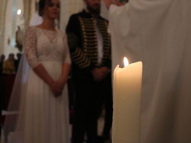 Le mariage de Foucauld et Hélène à Cussay, Indre-et-Loire 65