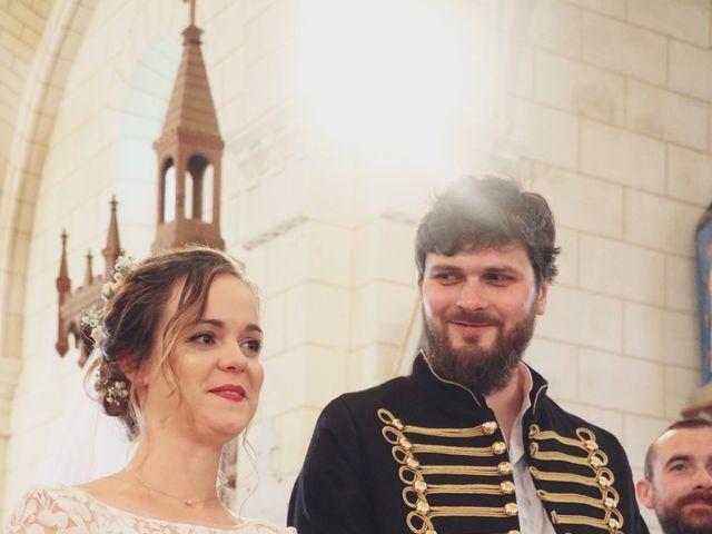 Le mariage de Foucauld et Hélène à Cussay, Indre-et-Loire 66