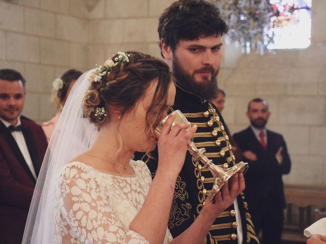 Le mariage de Foucauld et Hélène à Cussay, Indre-et-Loire 71