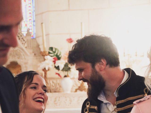 Le mariage de Foucauld et Hélène à Cussay, Indre-et-Loire 72