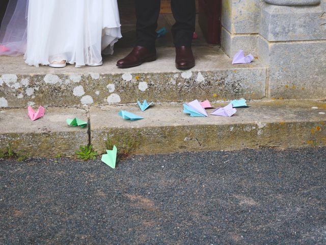 Le mariage de Foucauld et Hélène à Cussay, Indre-et-Loire 78